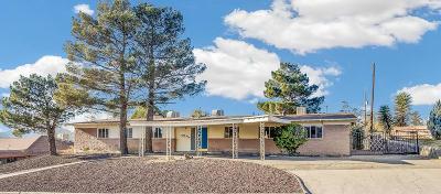 Mission Hills Single Family Home For Sale: 609 La Cruz Drive