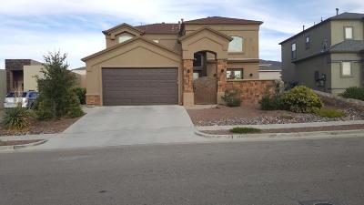 Single Family Home For Sale: 1626 Rock Dove Lane