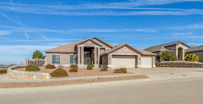 Single Family Home For Sale: 501 La Florida Drive