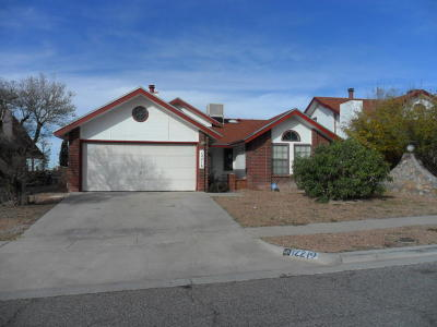 Vista Del Sol Single Family Home For Sale: 12219 El Greco Circle