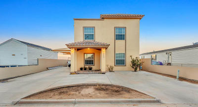 San Elizario Single Family Home For Sale: 13377 Estancias Del Norte