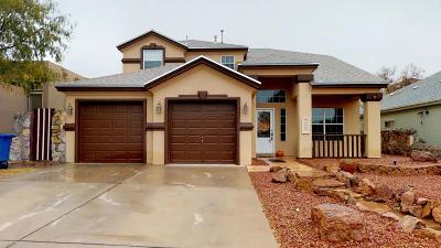 El Paso Single Family Home For Sale: 1508 Deer Ridge