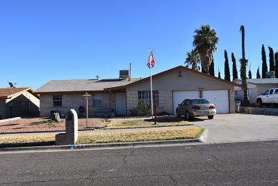 Single Family Home For Sale: 10436 Adonis Drive