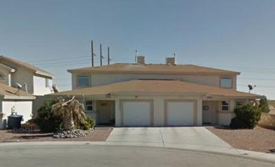 El Paso Multi Family Home For Sale: 2988 Tierra Cortez Avenue