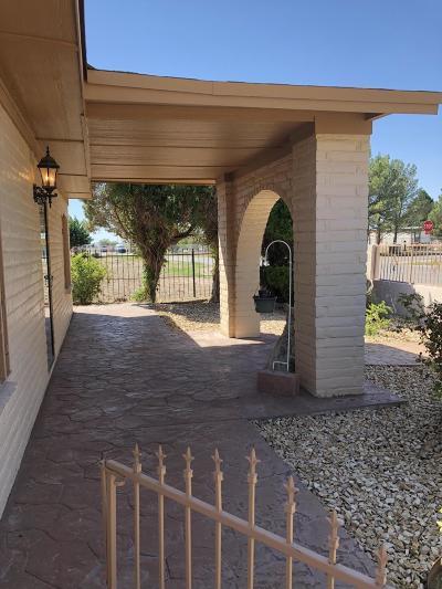 El Paso Single Family Home For Sale: 170 Midnight Sun Drive #5