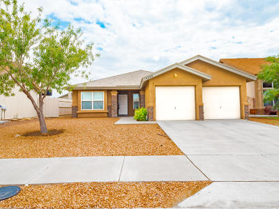 El Paso TX Single Family Home For Sale: $147,500