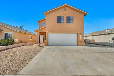 El Paso TX Single Family Home For Sale: $154,999