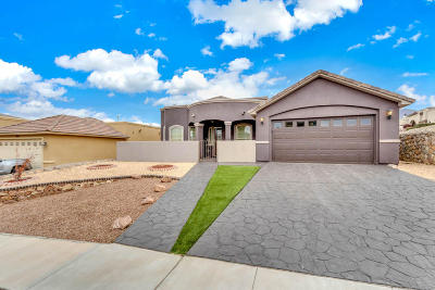 Single Family Home For Sale: 1640 Rock Dove Lane