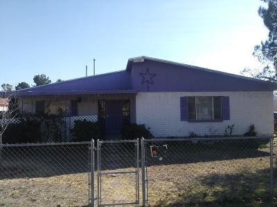 El Paso Single Family Home For Sale: 148 Nooch Road