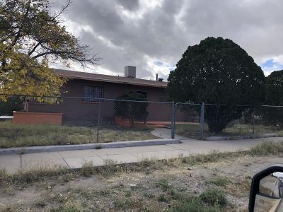 Single Family Home For Sale: 3420 Mountain Avenue