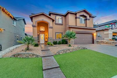 Single Family Home For Sale: 1512 Luz De Sol Drive