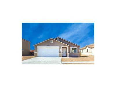 Socorro Single Family Home For Sale: 11556 Flor Gloriosa Drive