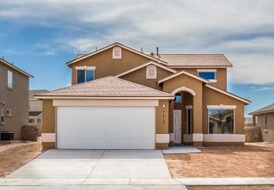Socorro Single Family Home For Sale: 11554 Flor Celosia Drive