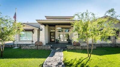 El Paso Single Family Home For Sale: 6078 Franklin Dove Avenue
