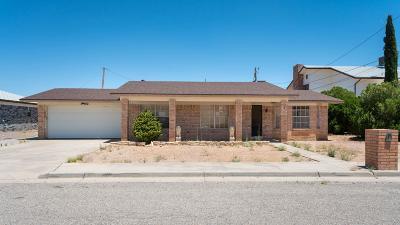 Single Family Home For Sale: 8952 Polaris Street