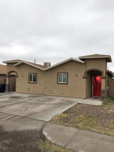 Multi Family Home For Sale: 133 Keeeney