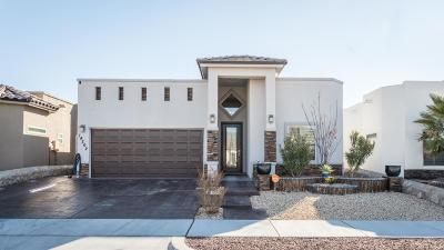 El Paso Single Family Home For Sale: 14262 Loma Esmeralda Drive