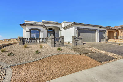 El Paso Single Family Home For Sale: 12269 Clifton Hills