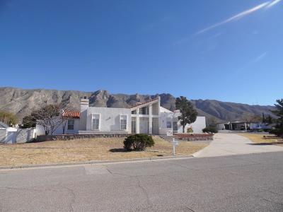 El Paso Single Family Home For Sale: 300 Barbaree Drive