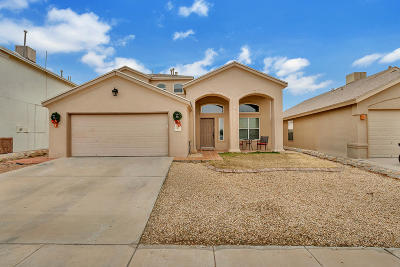 Single Family Home For Sale: 7306 Camino Del Sol Drive