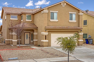 Single Family Home For Sale: 14544 Sunny Land