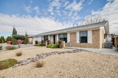El Paso Single Family Home For Sale: 3216 Lampliter Place