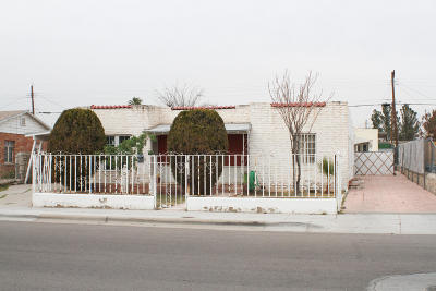 Single Family Home For Sale: 7725 Hermosillo Drive