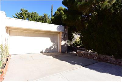 El Paso TX Condo/Townhouse For Sale: $159,900