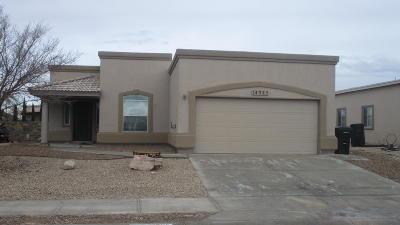 Horizon City Rental For Rent: 14325 Desert Sky Drive
