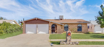 Single Family Home For Sale: 3236 Kilgore Place