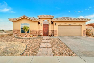 El Paso TX Single Family Home For Sale: $214,999