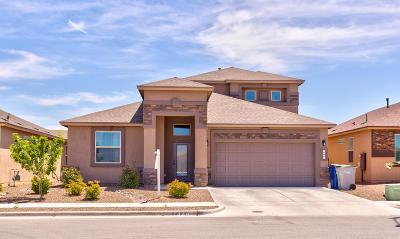 El Paso Single Family Home For Sale: 1448 Kimsha Drive