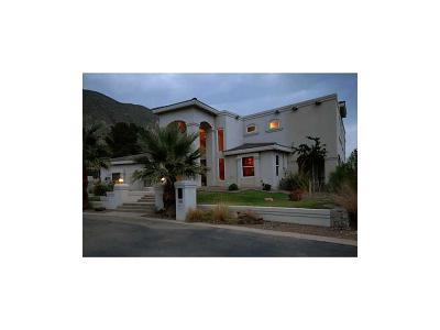 El Paso Single Family Home For Sale: 104 Camino Barranca Drive