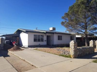 Single Family Home For Sale: 7310 Benson Drive