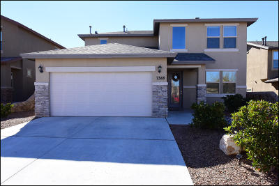 Single Family Home For Sale: 7388 Meadow Sage