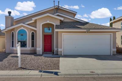 Single Family Home For Sale: 1449 Fito Hernandez Street
