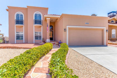 Single Family Home For Sale: 10808 Loma Del Sol Drive