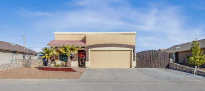 Single Family Home For Sale: 11425 Flor Gentiana Drive