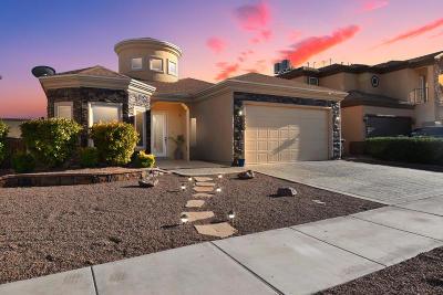 Single Family Home For Sale: 5420 Pedro Lucero Drive