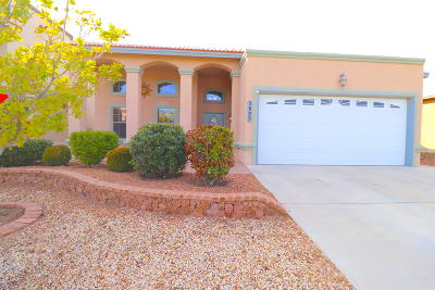 Single Family Home For Sale: 3925 Tierra Roman Drive