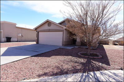 Single Family Home For Sale: 14248 Desert Orchid Drive