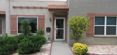 El Paso Condo/Townhouse For Sale: 220 Paso Noble Drive