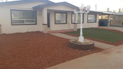 Single Family Home For Sale: 3433 Greenock Street