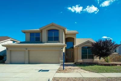 Horizon City Rental For Rent: 14107 Rodman St Street