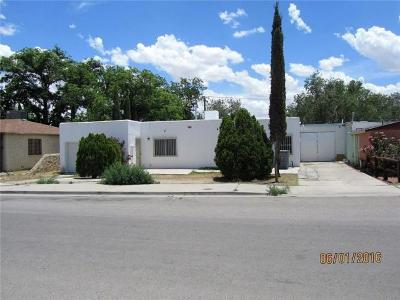 Single Family Home For Sale: 420 Duran Place