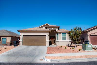 Horizon City Single Family Home For Sale: 13143 Kestrel Avenue
