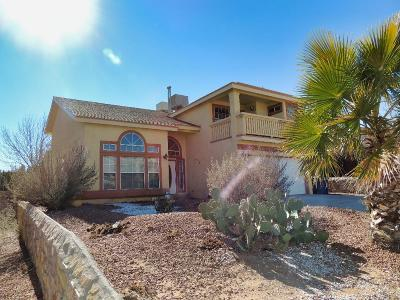 Single Family Home For Sale: 12556 Sun Trail Drive