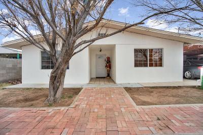 Canutillo Single Family Home For Sale: 1601 Coach Rd Road