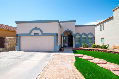 Single Family Home For Sale: 3144 Blue Dirt Circle