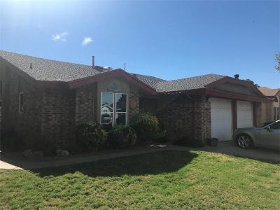 Single Family Home For Sale: 1490 Sierra Bonita Drive